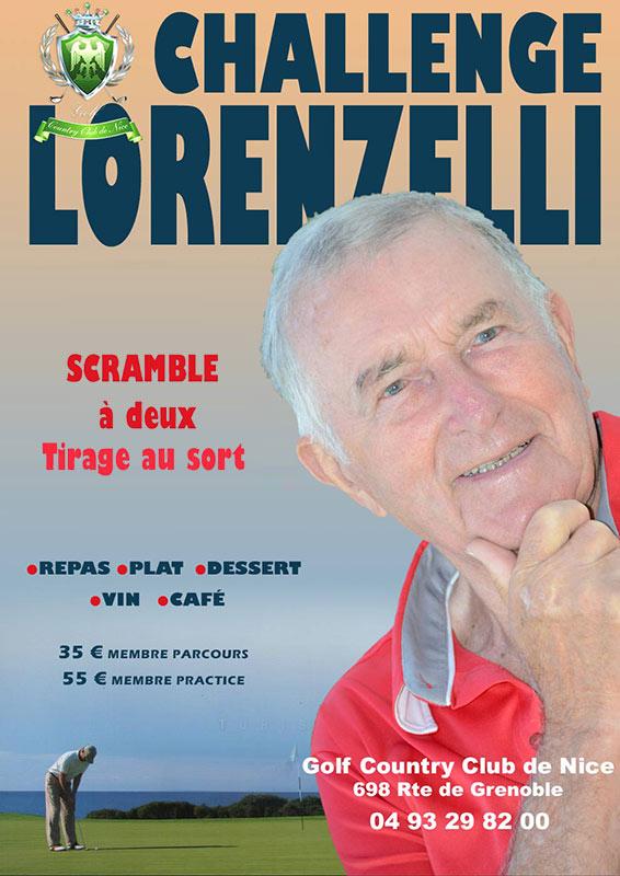 Challenge LORENZELLI 18 h