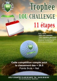 Trophée LOUCHALLENGE (SOIR)