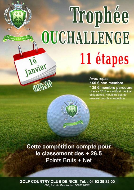 Ouchallenge